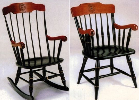 Retirement Gifts. Boston And Captainu0027s Chairs