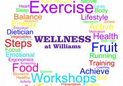 Wellness at Williams Logo