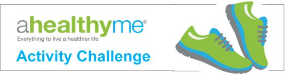 Activity Challenge logo